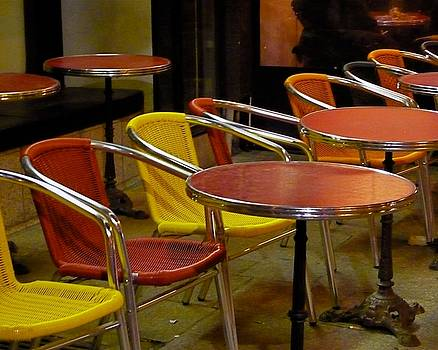 Evening Seating By Jeff Lynch