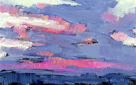 Mary Byrom - Evening Sky