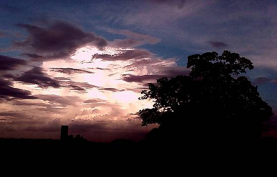 Cindy New - Evening Sky 2