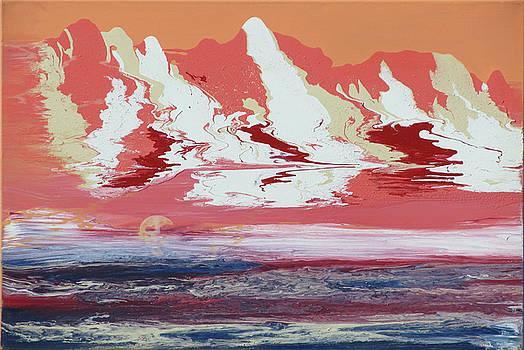 Evening Splendor by Mikki Alhart