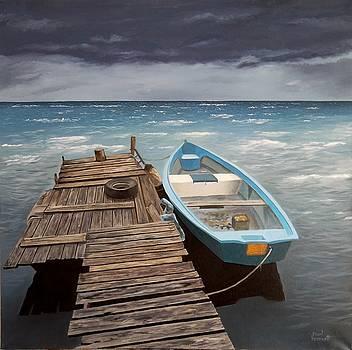Evening Storm by Paul Bennett