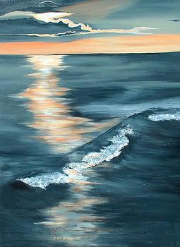Racquel Morgan - Evening Sunset