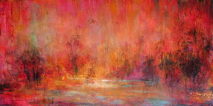 Evening's Edge by Bonnie Bardos