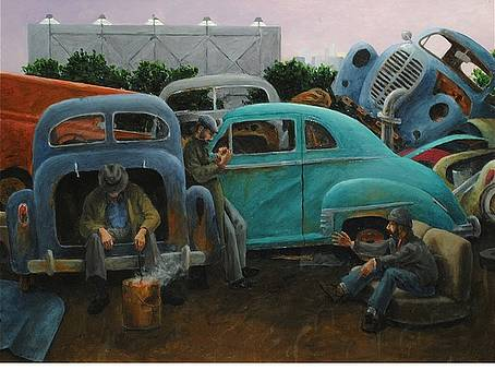 Evensong by Bill Dowdy