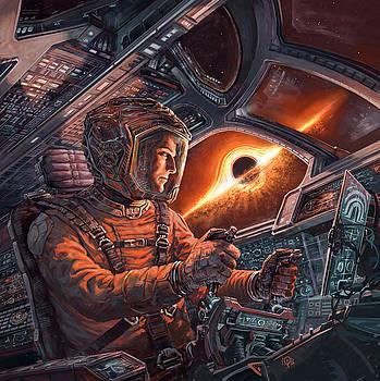 Event Horizon by Odysseas Stamoglou