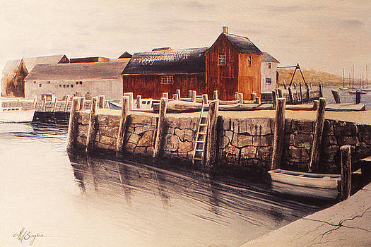 Ever Been to Rockport? by Maryann Boysen