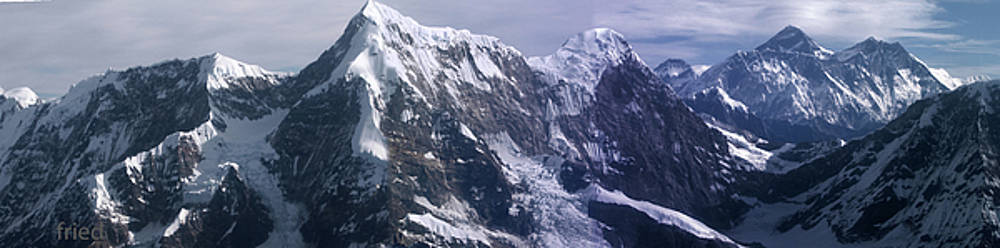 Everest by Andrei Fried