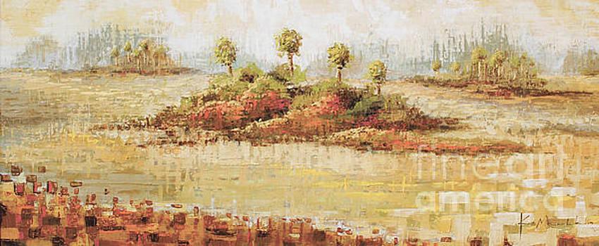 Everglades Afternoon by Kaata Mrachek