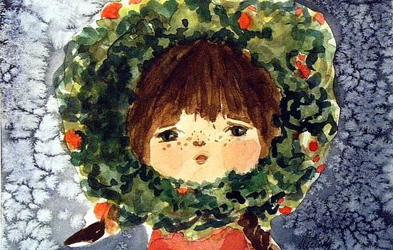 Evergreen Elizabeth by Mindy Newman