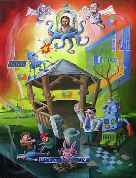 Everhart's Vortex by Michael Stancato