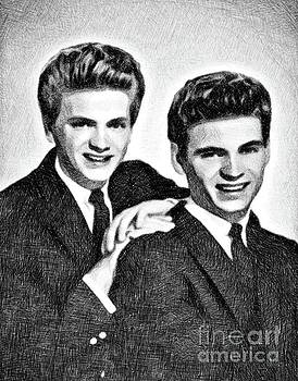 John Springfield - Everly Brothers, Music Legends by JS