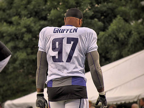 Everson Griffen by Kyle West