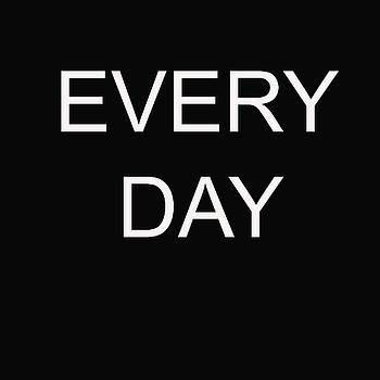 Every Day Black by AJ Walker
