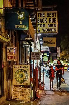 Everywhere a Sign by Jeffrey Friedkin