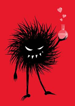 Evil Bug With A Love Potion by Boriana Giormova