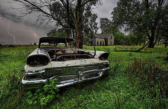 Evil Dead - Lightning by Aaron J Groen