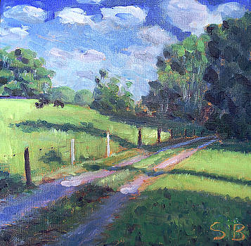 Evinston Farm by Stacey Breheny