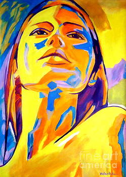 Evocative mood by Helena Wierzbicki