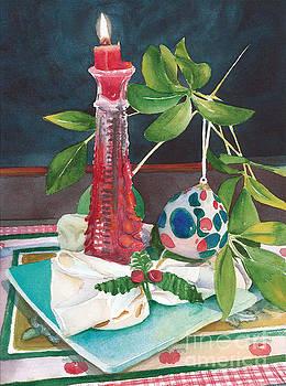 Evolution Light, a Christmas Wish by Hollis Machala