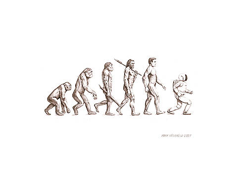 Evolution by Mark Lelieveld
