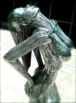 Evolution of Eve III by Greg Coffelt