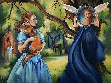 Evolution of the Spirit by Jacque Hudson