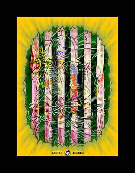 Evolution Squaredance Punk Origin by Goetz Alman