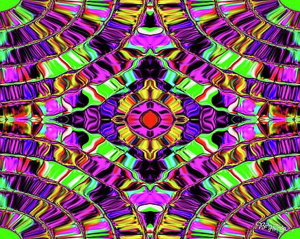 Evolving Energy #023 by Barbara Tristan