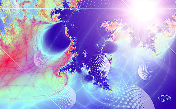 Evolving Universe by Ute Posegga-Rudel