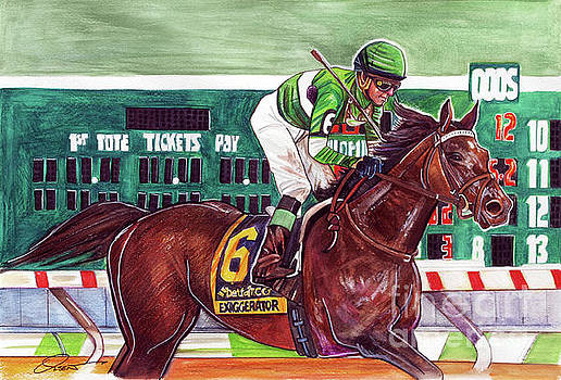 Exaggerator by Dave Olsen