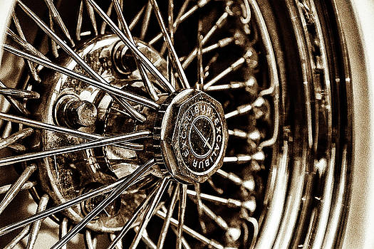 2bhappy4ever - Excalibur spare wheel