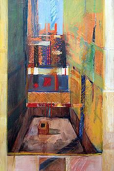 Excavation 22nd Street by Irma   Ostroff