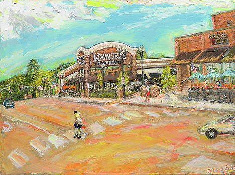 Excelsior Minnesota by Patrick Ginter