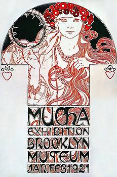 Alphonse Mucha - Exhibition Brooklyn Museum