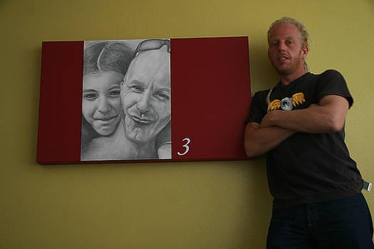 Exhibition  by Steve Vanhemelryck