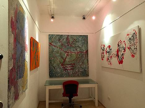 exhibition XII.2015 by Thomas Maihold