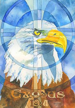 Exodus Eagle by Mark Jennings