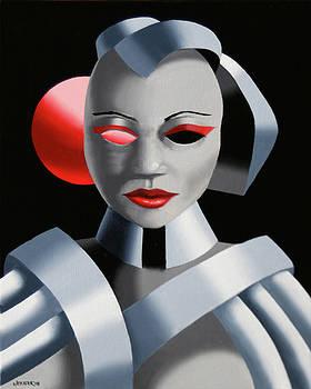 Exoskeleton 1  by Mark Webster