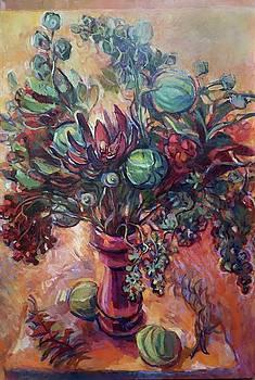 Exotic Bouquet by Abbie Rabinowitz