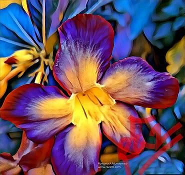 Rizwana A Mundewadi - Exotic Petunia
