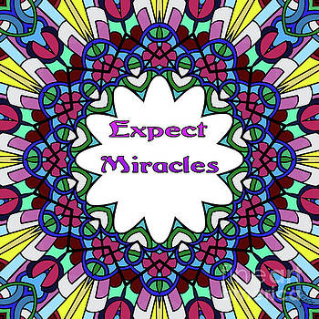 Expect Miracles 2 by Victoria Pepe -- LuminSonics