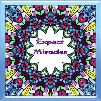 Expect Miracles by Victoria Pepe -- LuminSonics