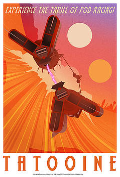 Experience Tatooine by Christopher Ables
