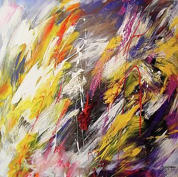 Exploded garden by Mario Zampedroni