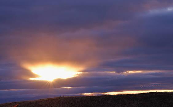 Exploding Morning Light by Kae Cheatham