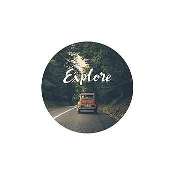 Explore Travel in Vintage Car by Eleanore Ditchburn