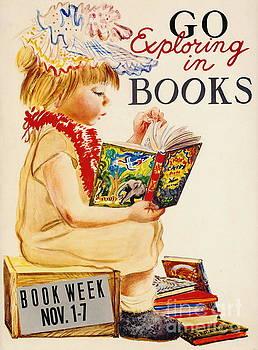 Exploring Books 1961 by Padre Art