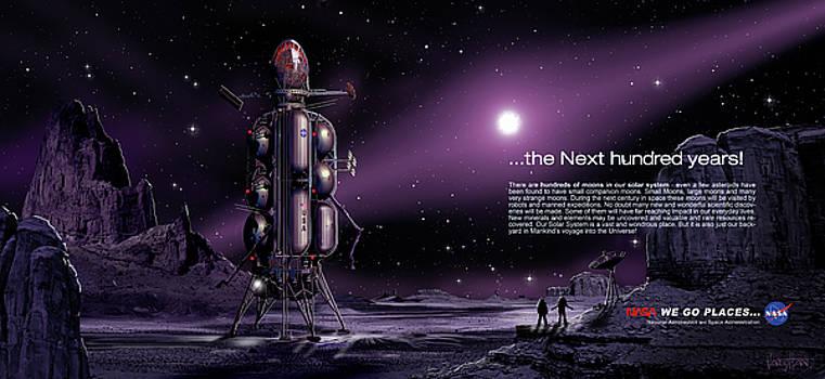 James Vaughan - Exploring Moons of the Solar Sytem - text