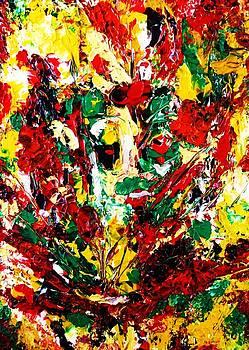Explosion of Joy by Carmen Doreal