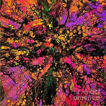 Explosion by Sandra Lett
